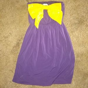 Judith March gameday dress